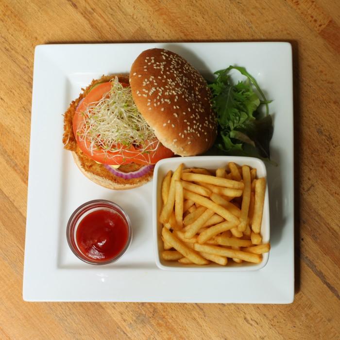 Croustille Burger