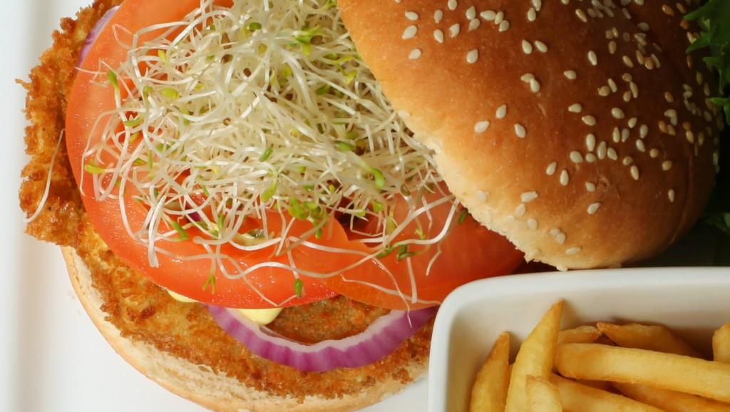Croustilles Burger
